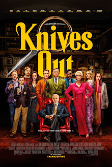 Knives Out (Film)- Rian Craig Johnson, 2019